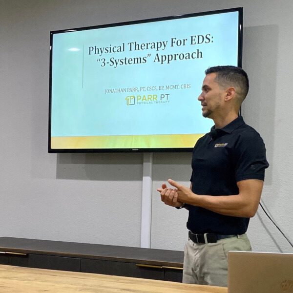 Physical Therapy for EDS | 3-Systems Approach | ParrPT Live Seminar