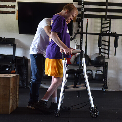 Specialized Gait Training in Austin & Houston | The MATRIX Walker from PARR PT